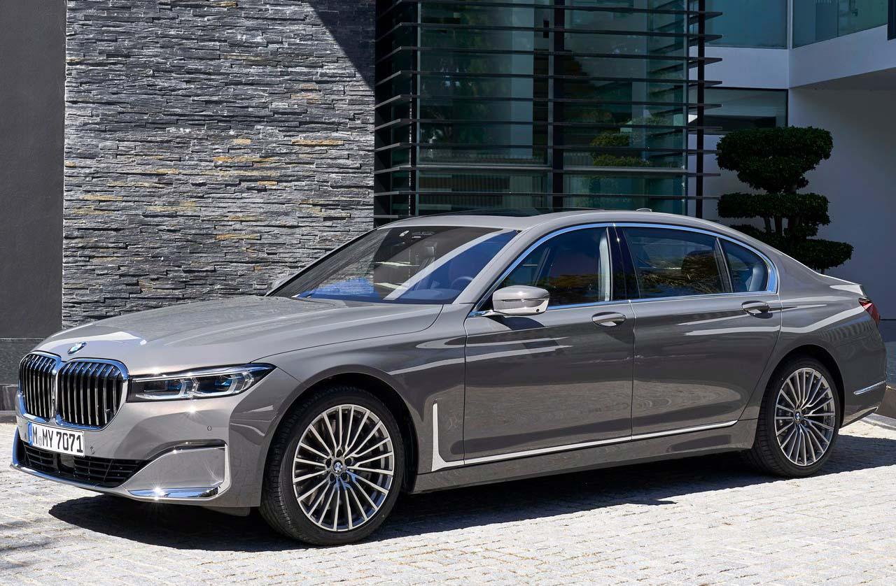 El BMW Serie 7 2020 precio en México tuvo cambios sutiles en la parrilla