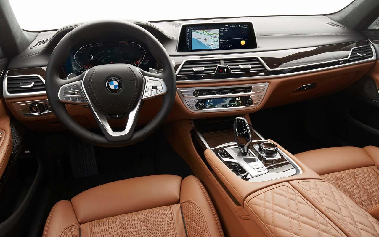 El BMW Serie 7 2020 precio en México crea un ambiente muy exclusivo