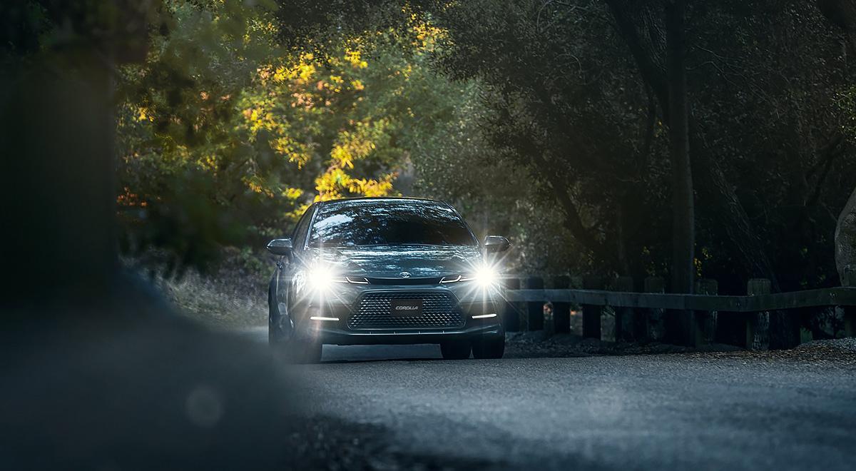 El Toyota Corolla solo se comercializa en carrocería sedán en México