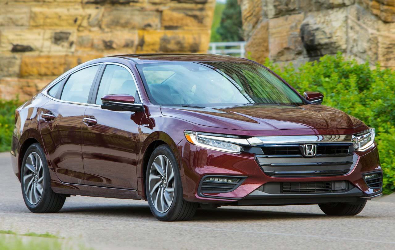 Tipos de autos hibridos Honda Insight