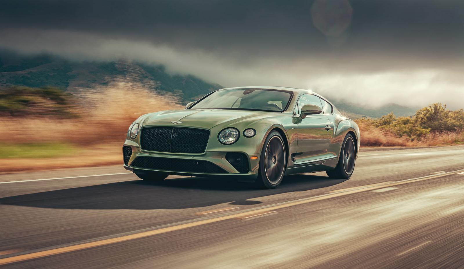 Bentley Continental GT 2020, nuevas adiciones al equipamiento