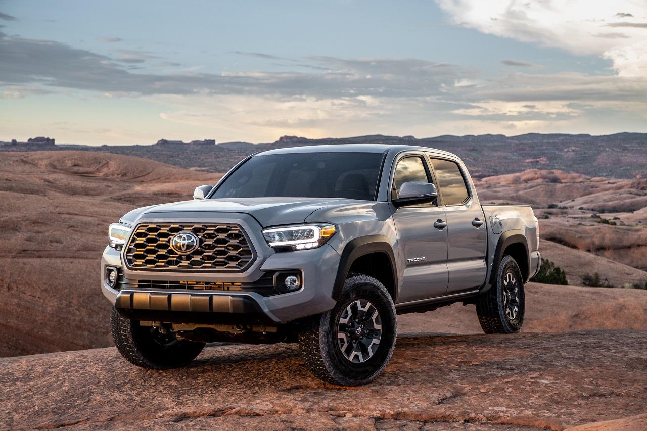 La Toyota Tacoma 2020 se actualiza