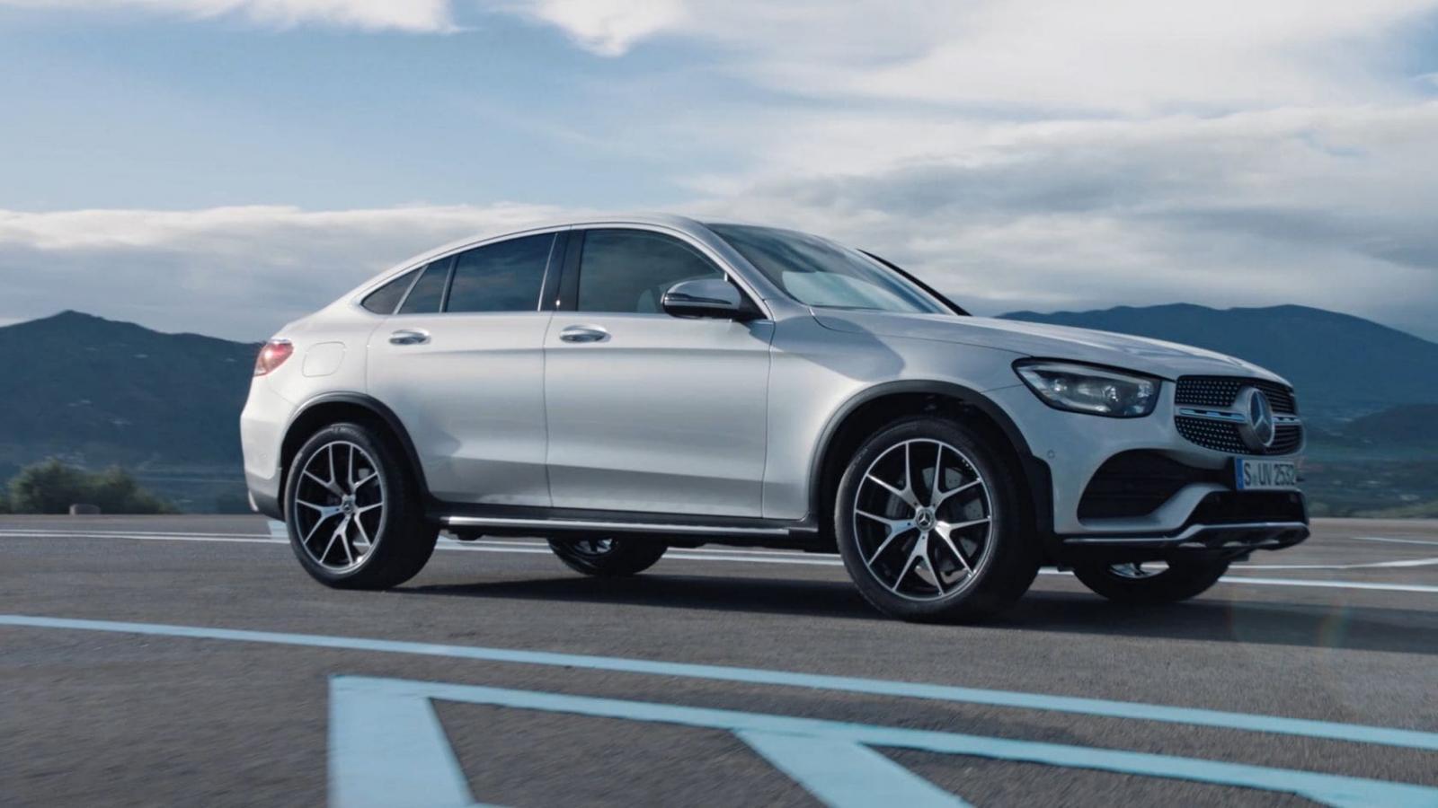 Mercedes-Benz GLC 2020 precio México