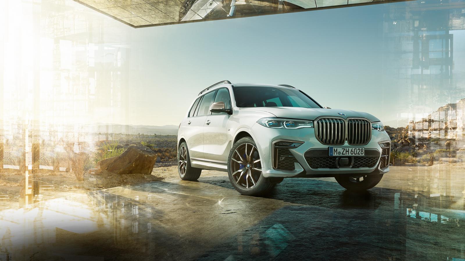 BMW X7 xDrive 50iA M Sport