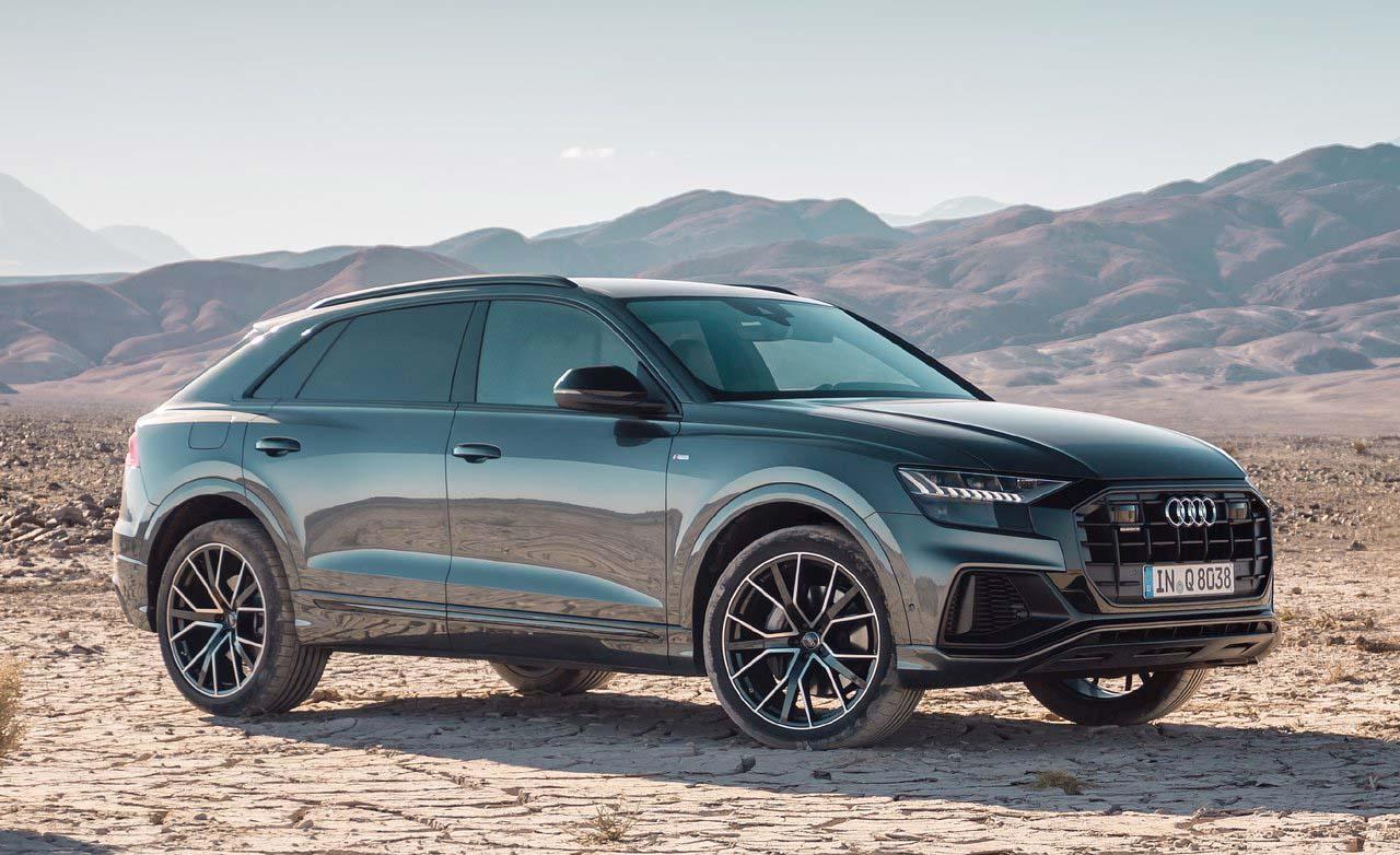 La Audi Q8 2020 precio en México es la contendiente que la marca para el segmento