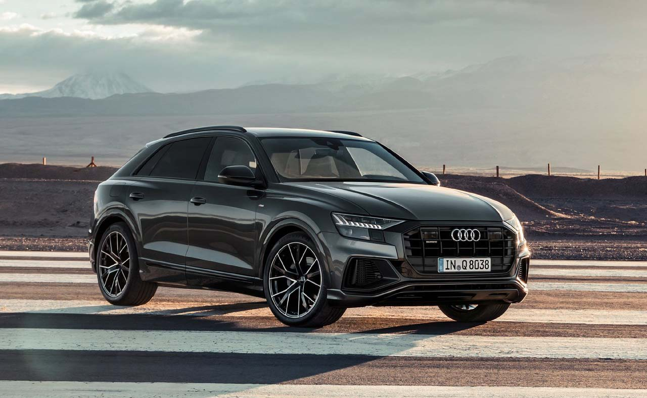 La Audi Q8 2020 precio en México está disponible en dos versiones
