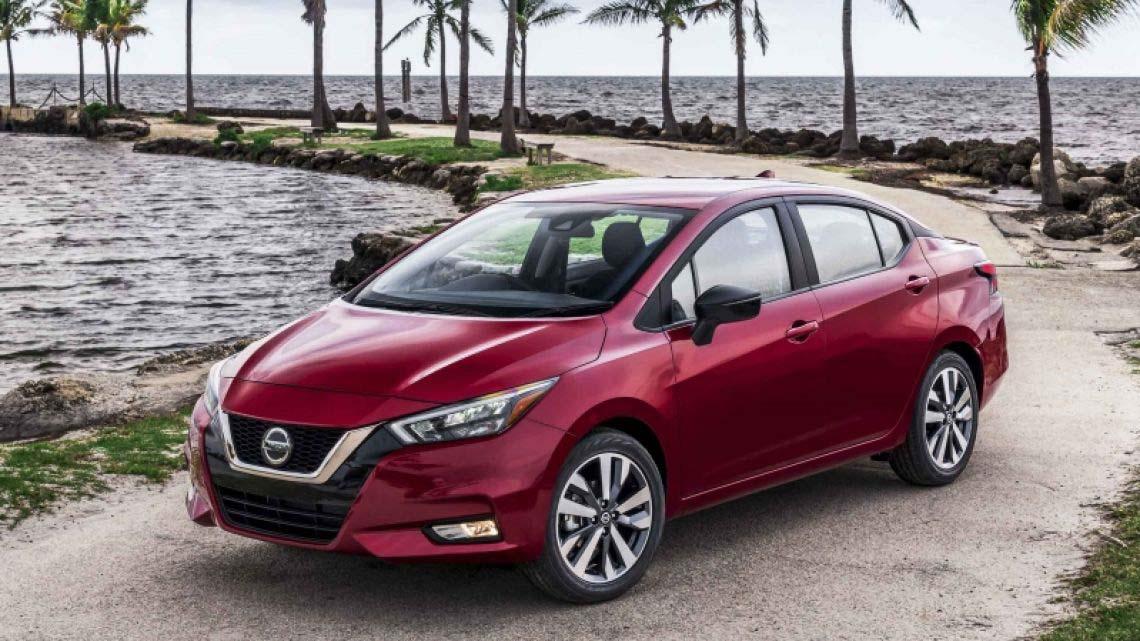 El diseño en el Nissan Versa en esta nueva generación es una de sus grandes fortalezas