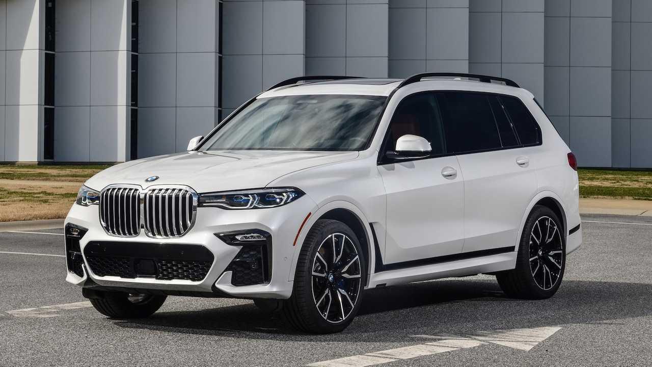 BMW X7 2020 precio en México