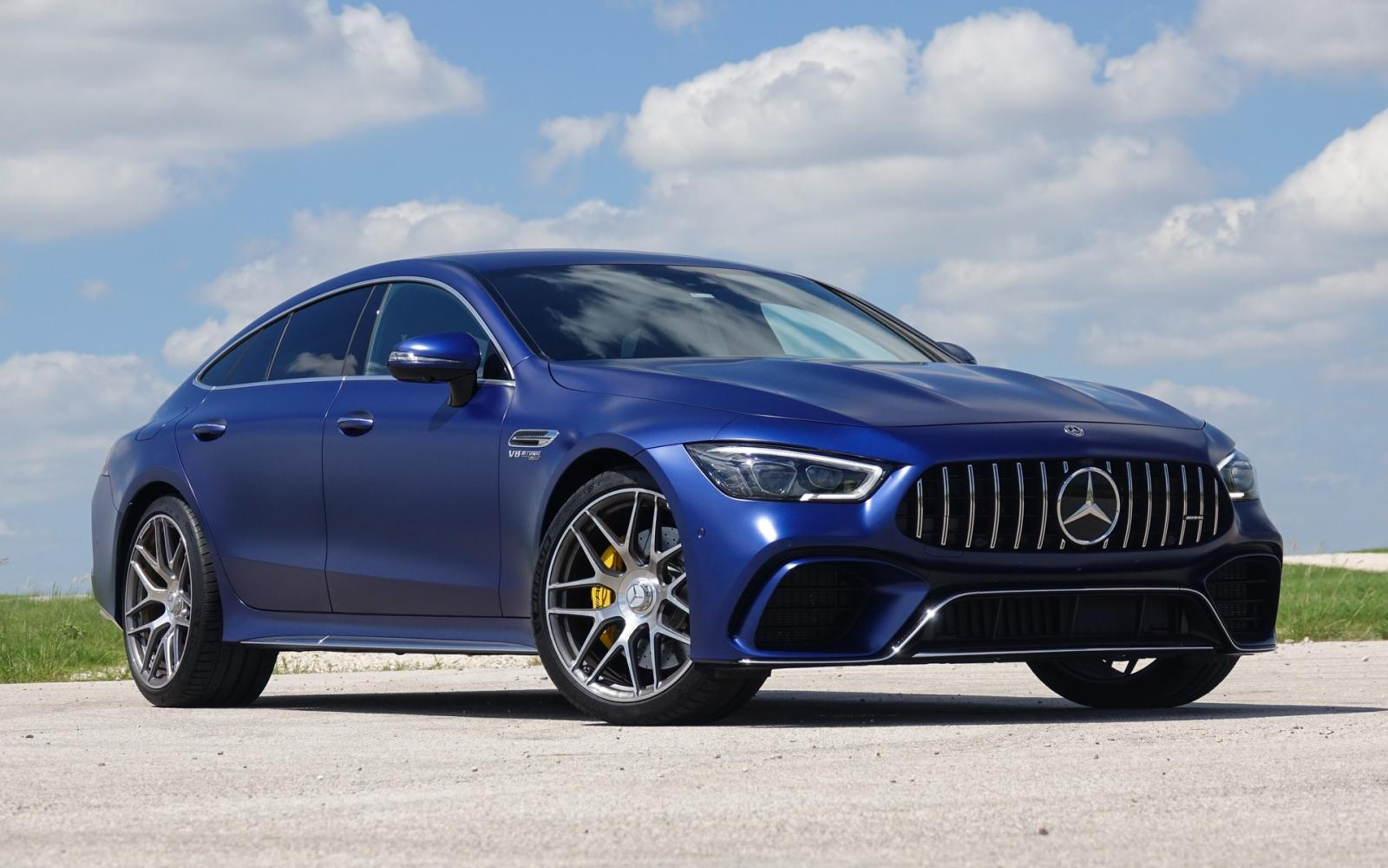 Mercedes-AMG GT 63 S 4-Door Coupé