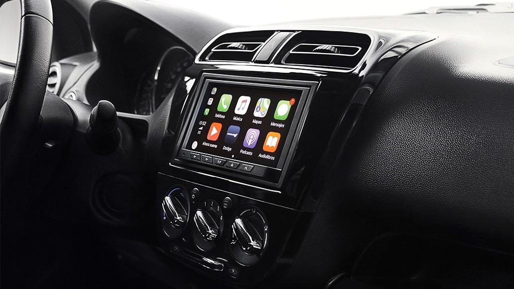 El Dodge Attitude 2020 precio en México tiene tecnología básica, pero estándar para el segmento donde compite