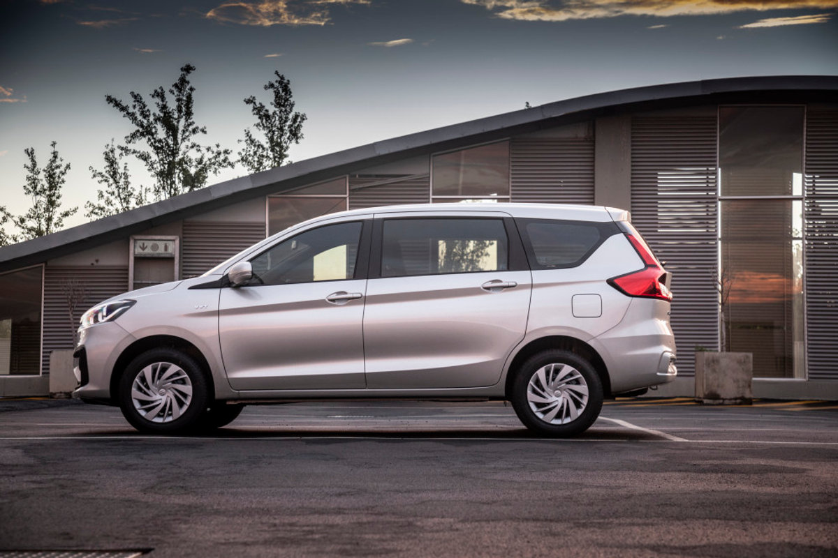 Suzuki Ertiga 2020 precio en México