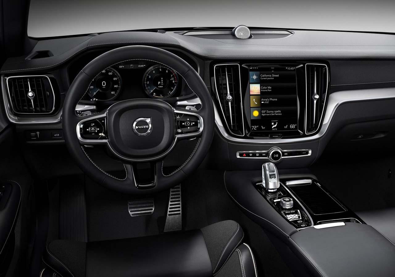 El interior del Volvo S60 2020 precio en México podemos encontrar todas las características de lujo y confort