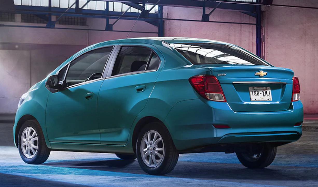 Chevrolet Beat Sedan LTZ 2020 resena ventajas desventajas
