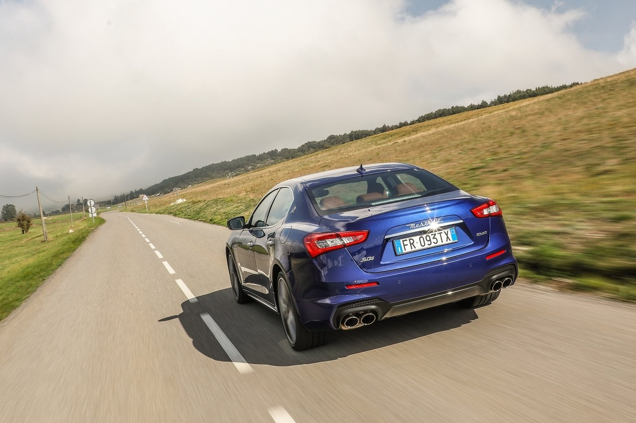 El Maserati Ghibli alcanza las 100,000 unidades producidas
