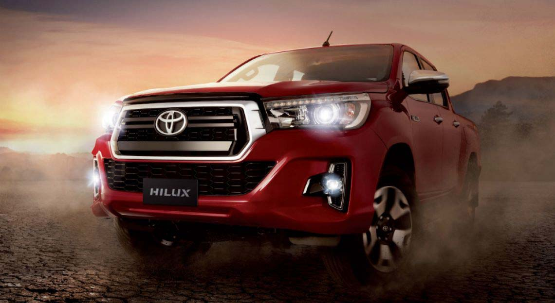 Autos motor diesel mexico Toyota Hilux
