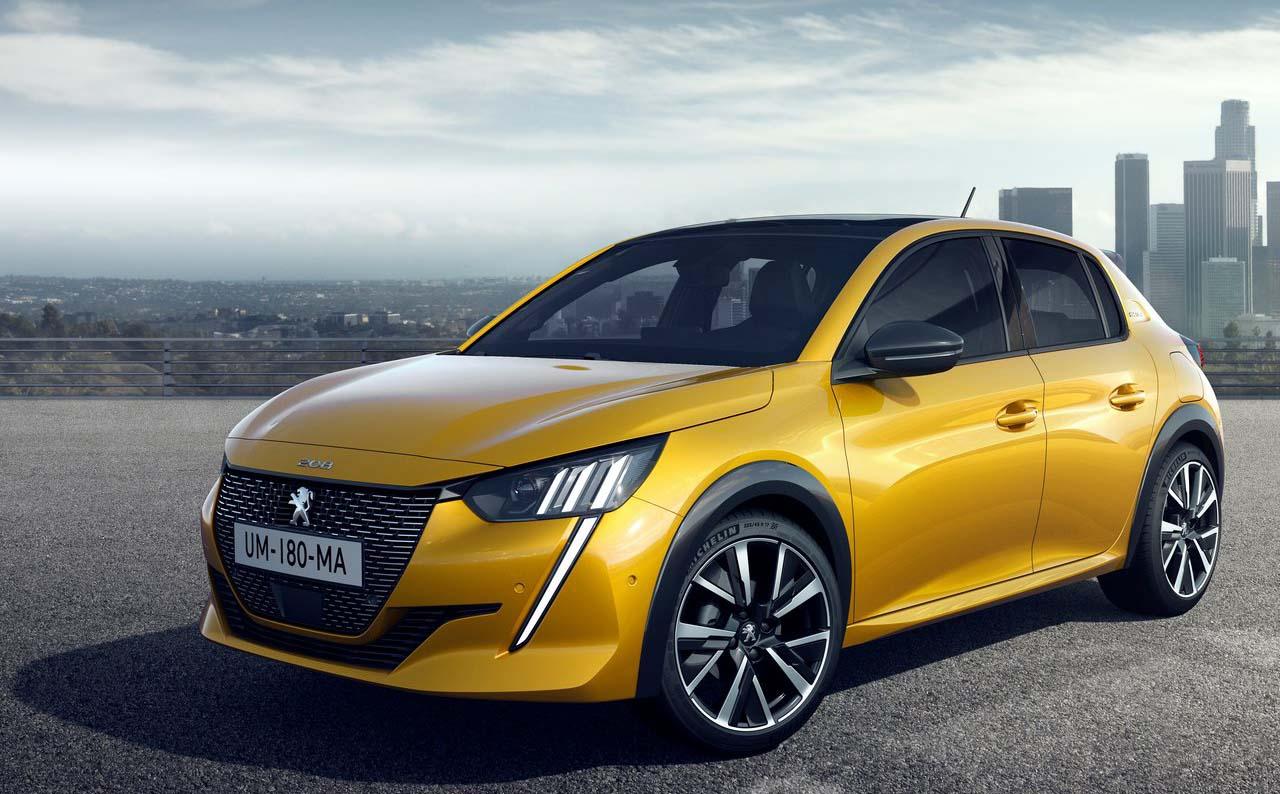 Autos motor diesel mexico Peugeot 208 2020