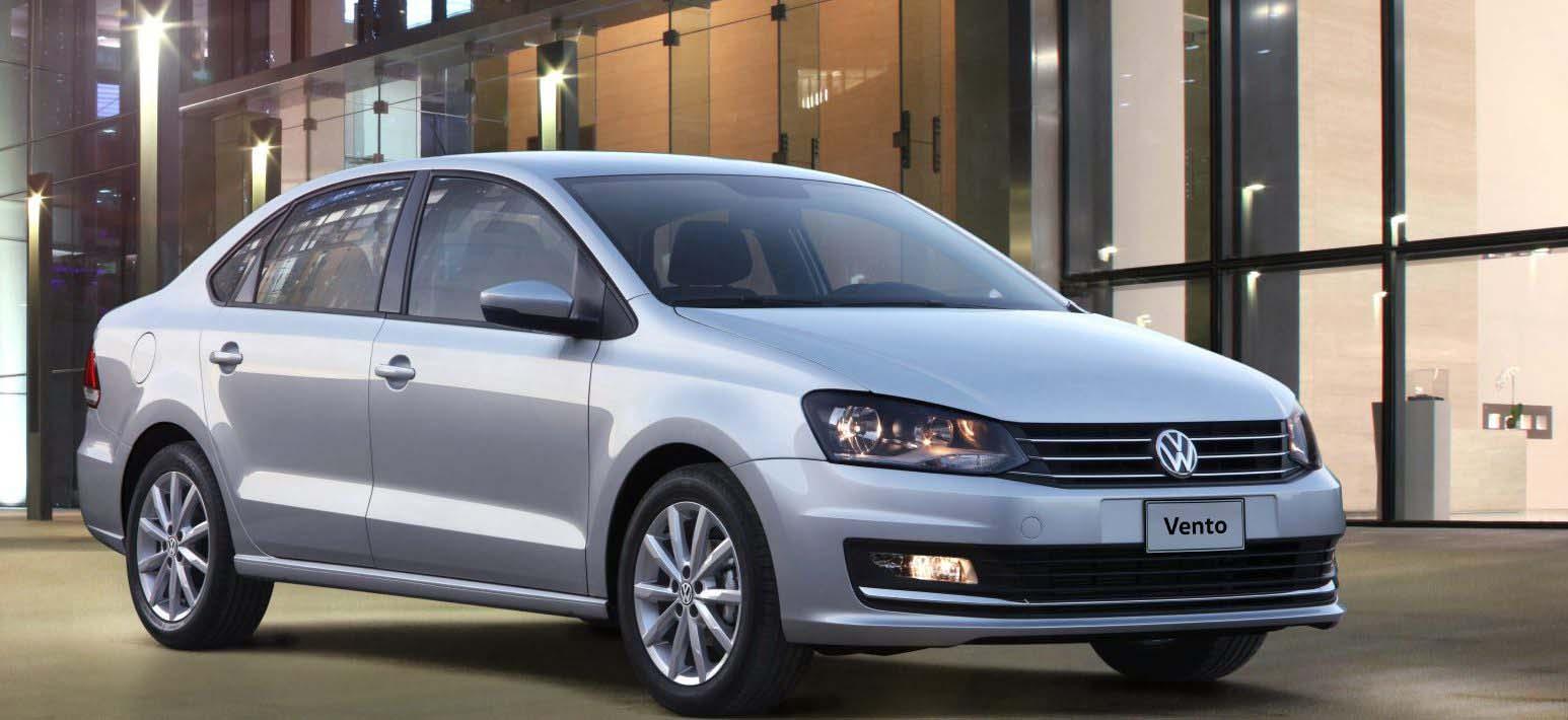 Autos motor diesel mexico Volkswagen Vento 2019