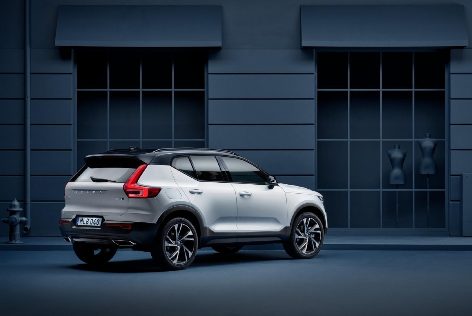Volvo XC40 R-Design 2020 resena ventajas desventajas