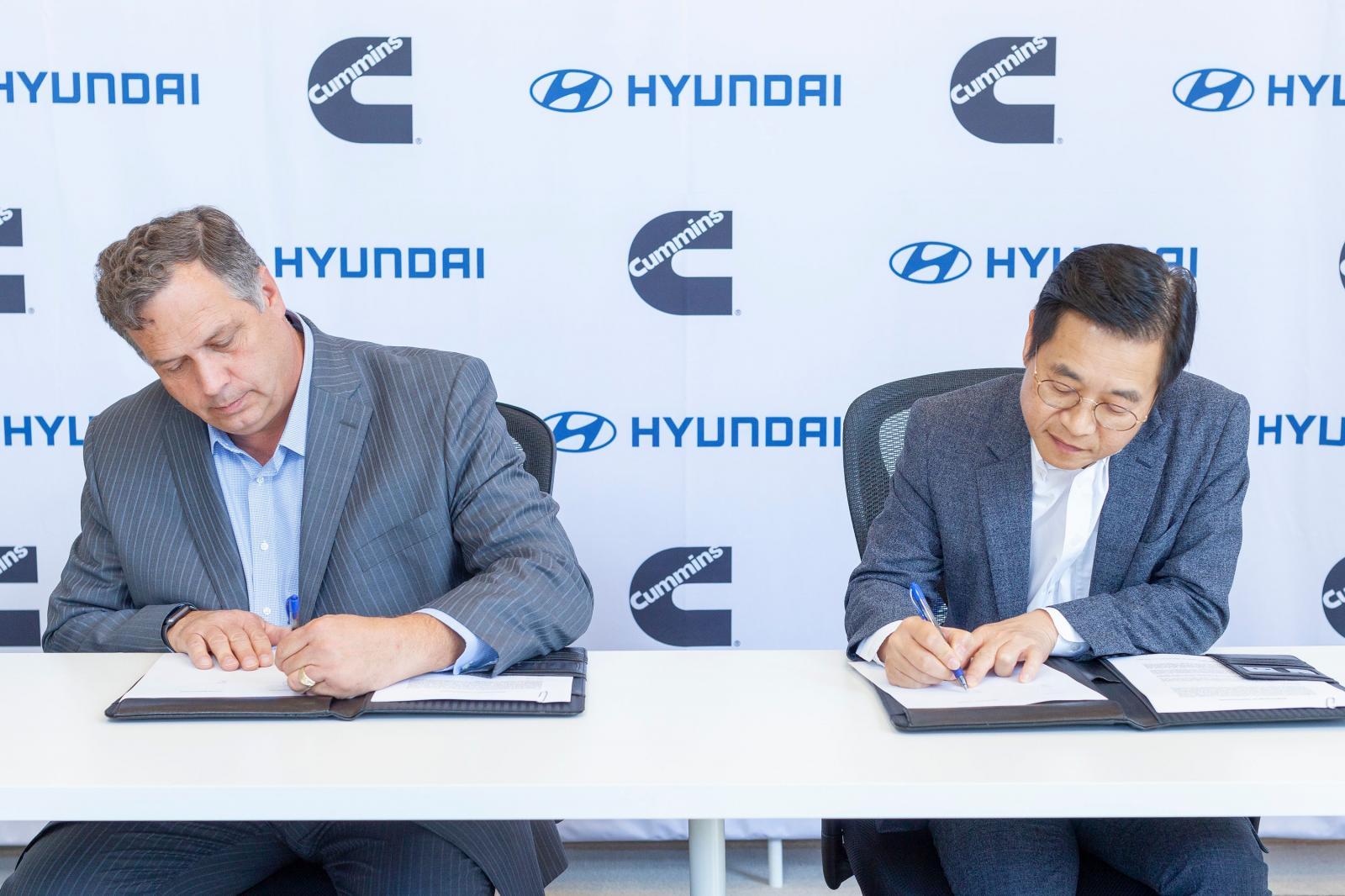 Hyundai Cummins firman