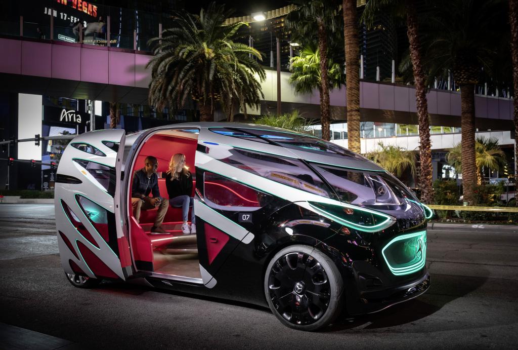 ¿Se puede comprar un concept car?