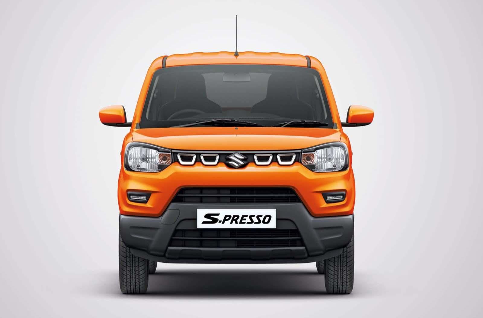 La Suzuki S-Presso está lista para venderse en India