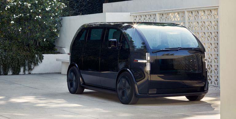 Canoo tiene una autonomía de hasta 400 kilómetros