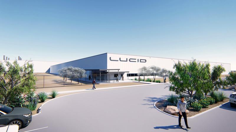 Lucid Motors Arizona