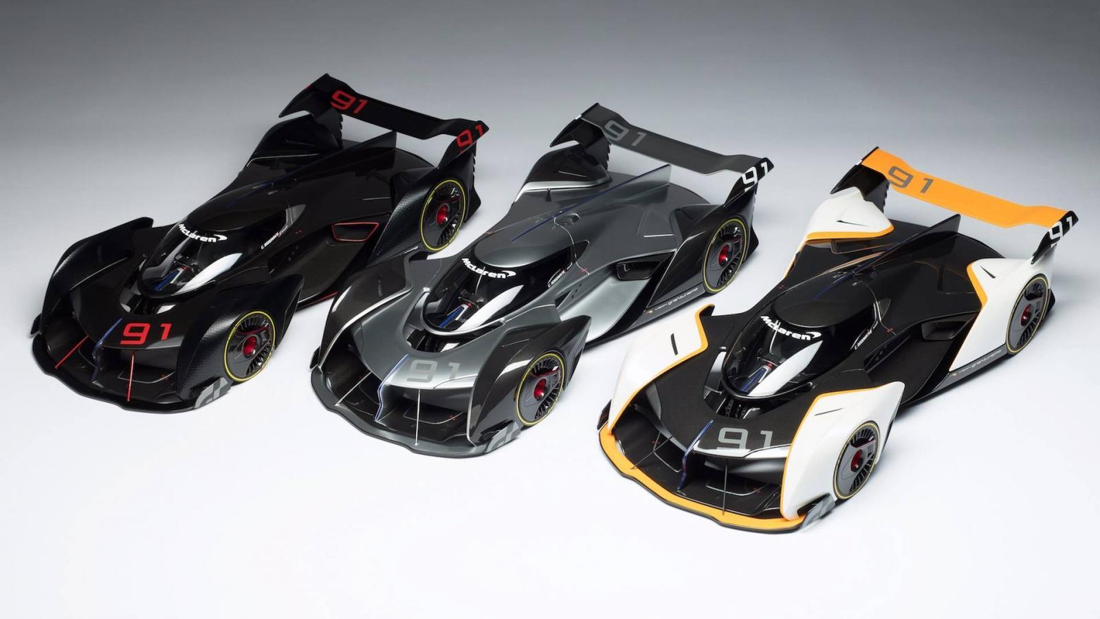McLaren Vision Gran Turismo Concept