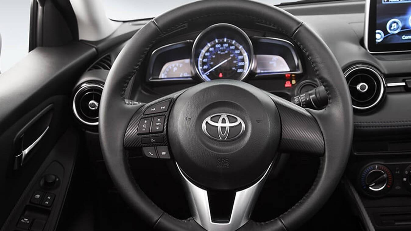 El Toyota Yaris R XLE 2019 entrega una conducción eficiente, ágil y entretenida