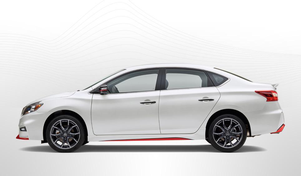 El Nissan Sentra Nismo 2019 tiene aspectos puntuales que mejorar para competir contra lo mejor de la categoría