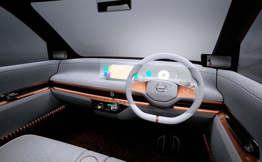 El Nissan IMk Concept será presentado en Tokio