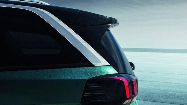 La Peugeot 5008 GT Line HDi 2020 ofrece poco espacio en la tercera fila de asientos