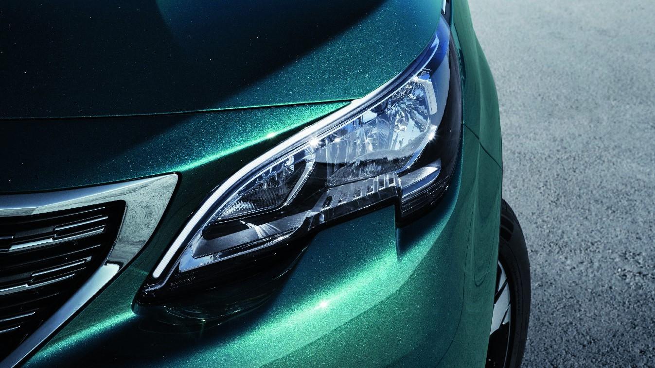 La Peugeot 5008 GT Line HDi 2020 es una SUV familiar muy equilibrada