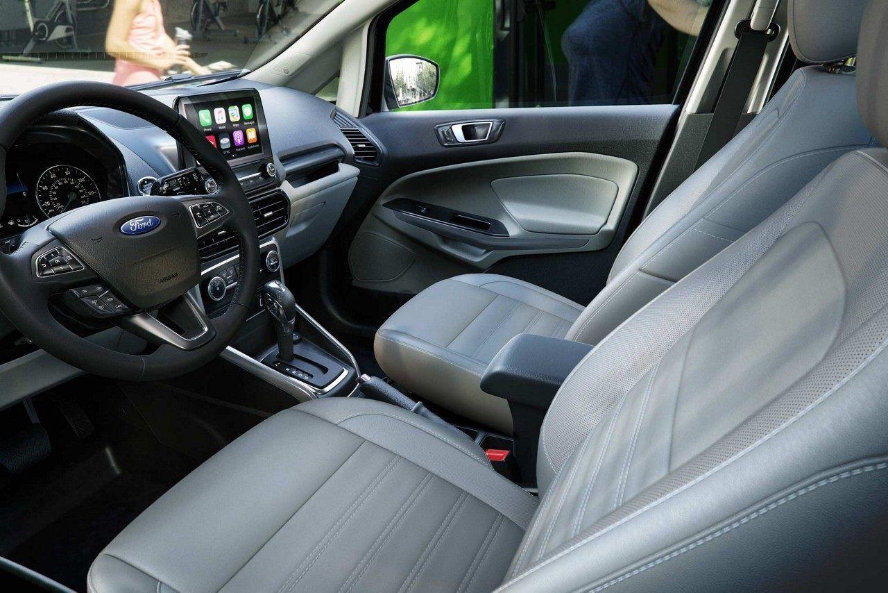 Ford EcoSport 2020 precio en México