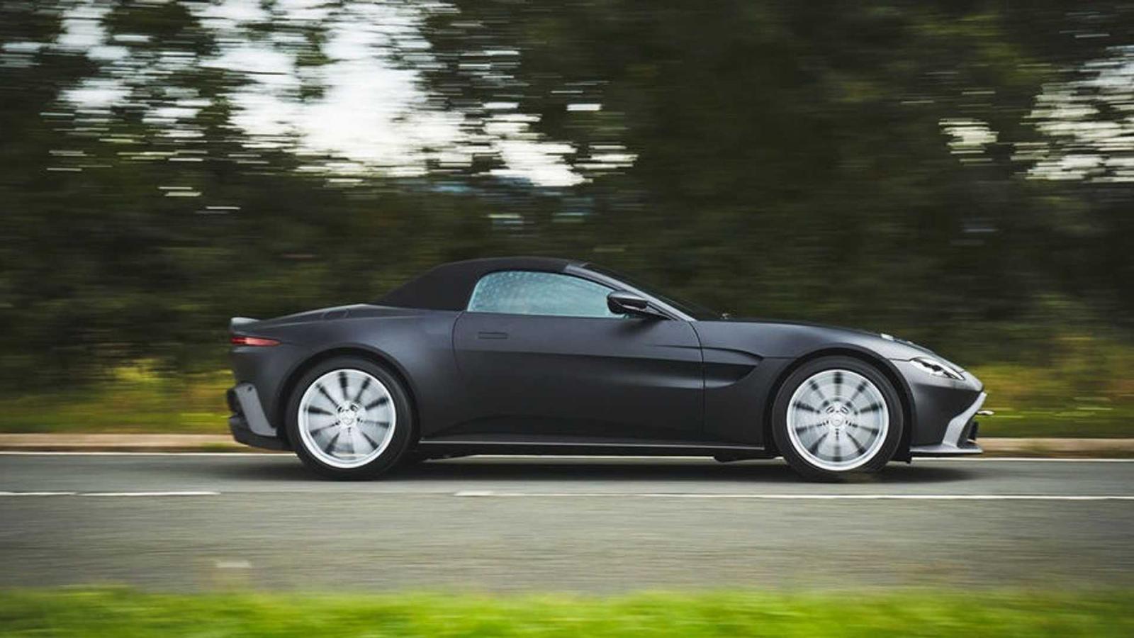 Aston Martin Vantage Volante 2020