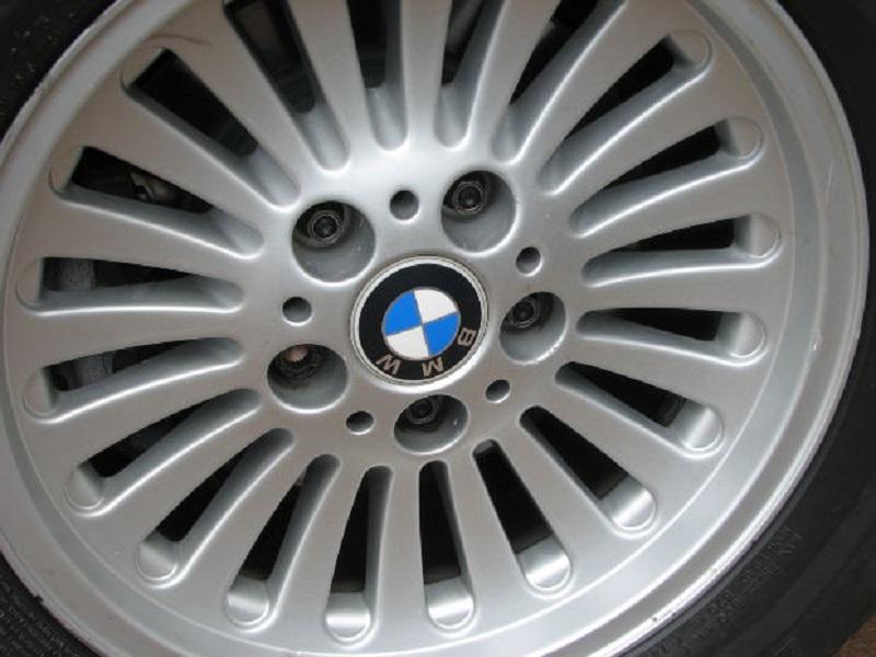 Rines BMW Birlos Tuercas de seguridad para llantas