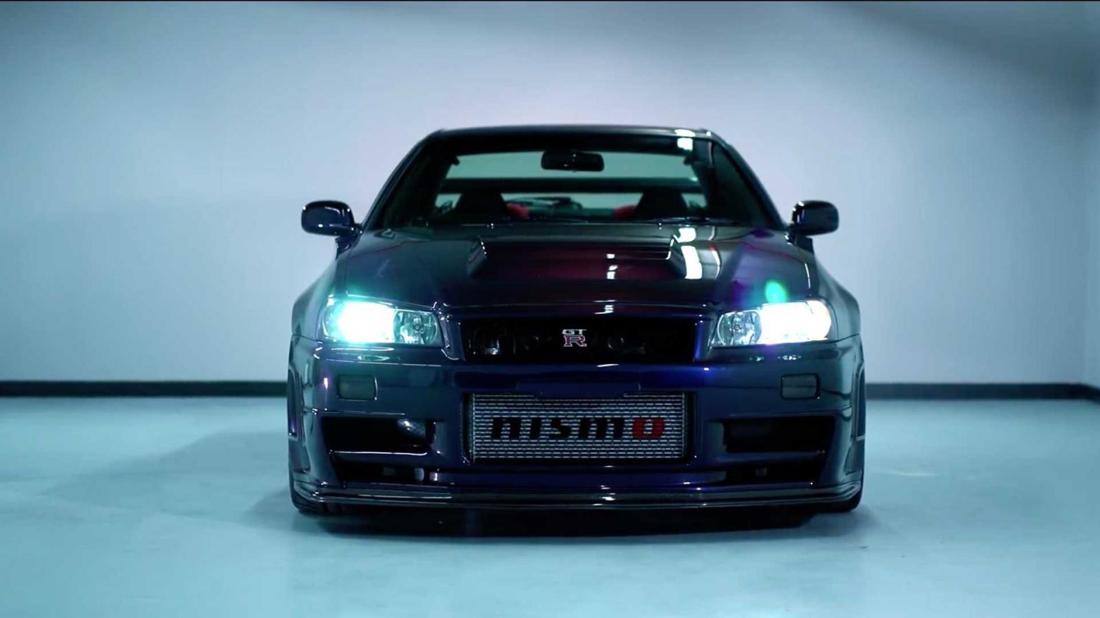 Nissan Skyline GT-R R34 Z-Tune