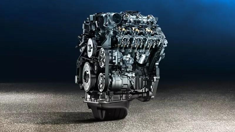 La Volkswagen Amarok Black Edition lleva el motor V6 turbodiésel de 3.0 litros equipado en el modelo base