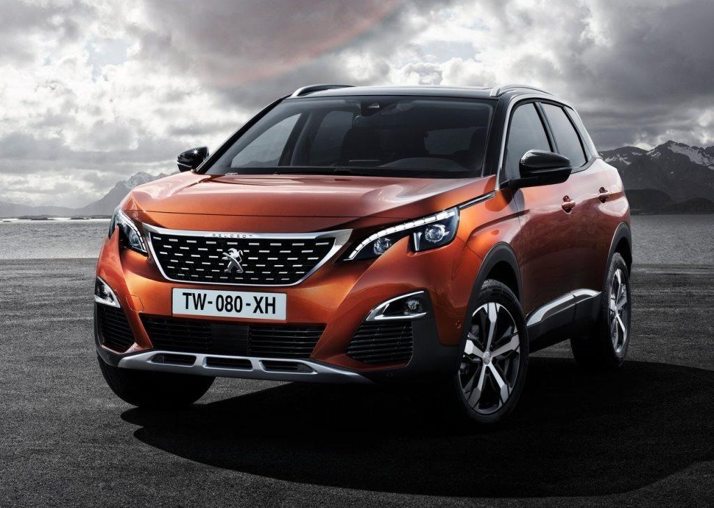Coches que menos consumen diesel Peugeot 5008