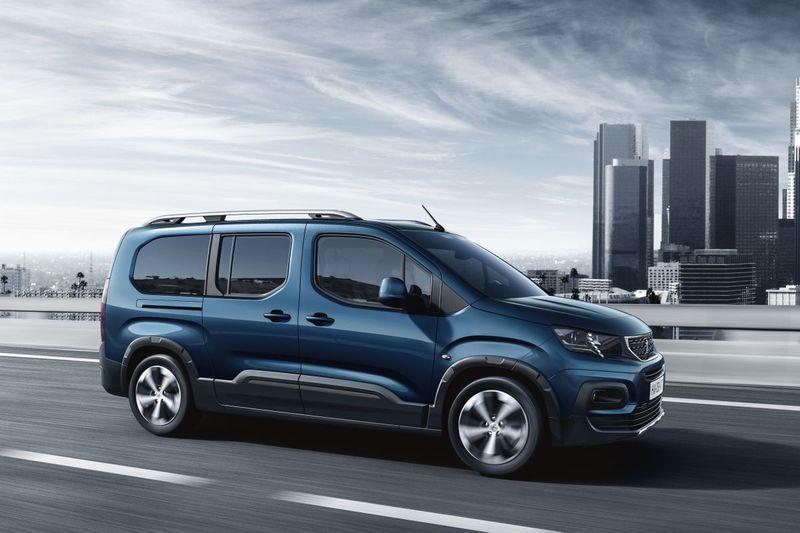 Coches que menos consumen diesel Peugeot Rifter