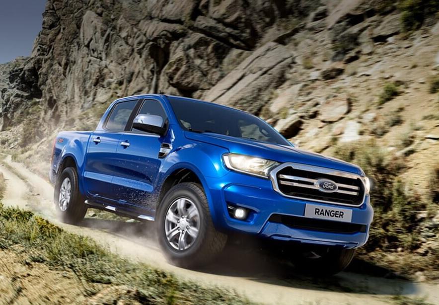 Coches que menos consumen diesel Ford Ranger