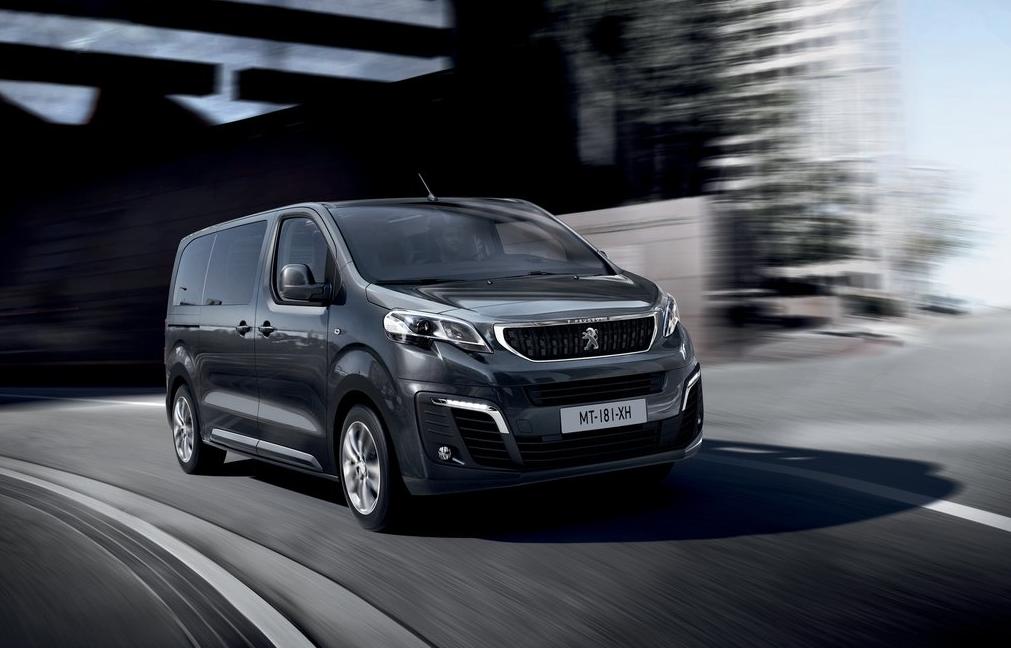 Coches que menos consumen diesel Peugeot Traveller