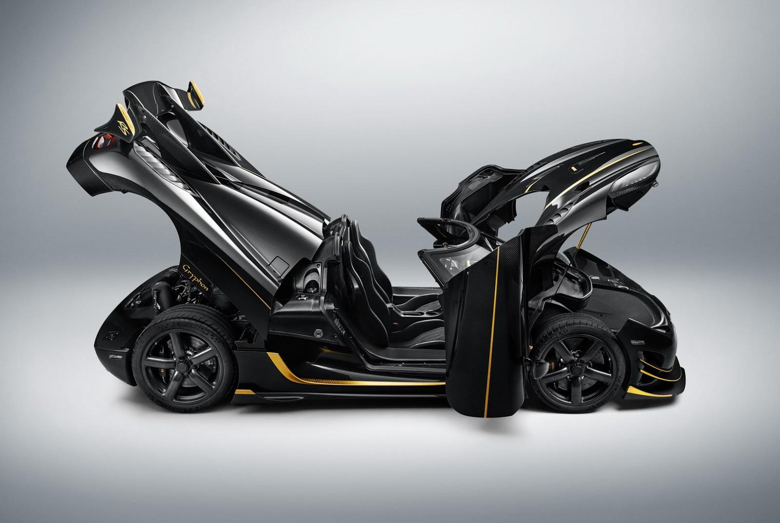 Koenigsegg Agera RS Gryphon