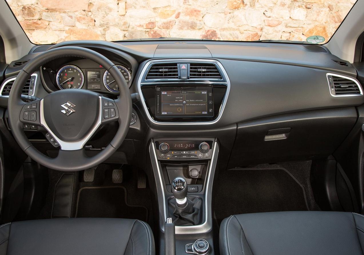 Suzuki S-Cross 2020 precio en México