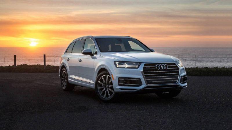 Coches que menos consumen diesel Audi Q7 TDI