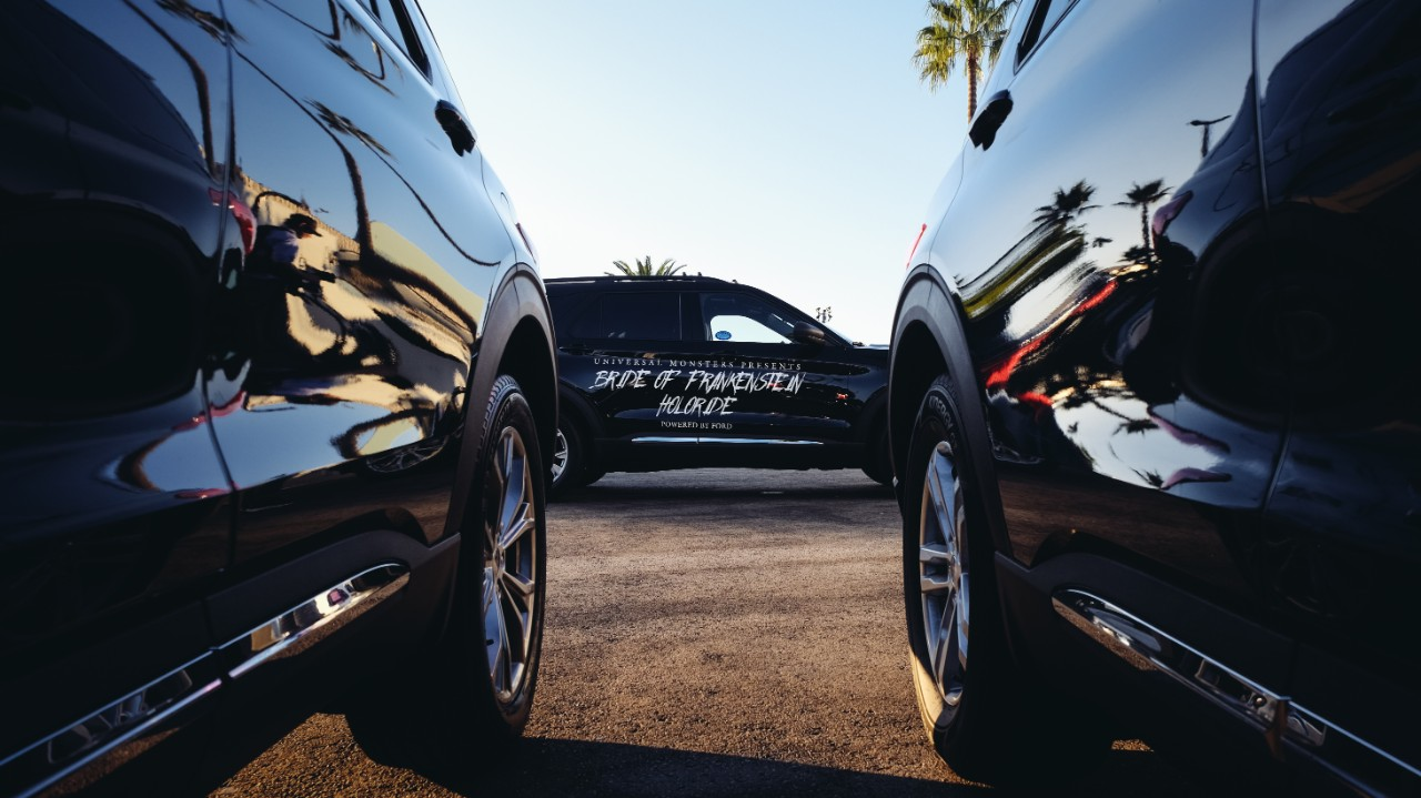 Ford Explorer holoride