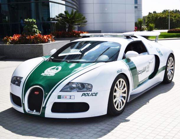 ¡A todo lujo! Autos deportivos funcionarán como ambulancias en Dubai
