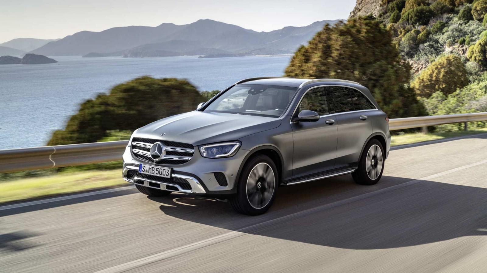 Mercedes-Benz GLC 2020: Ventajas y Desventajas
