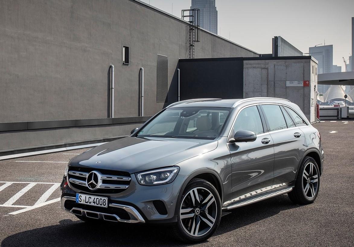 Mercedes Benz GLC 300 Sport 2020 resena ventajas desventajas
