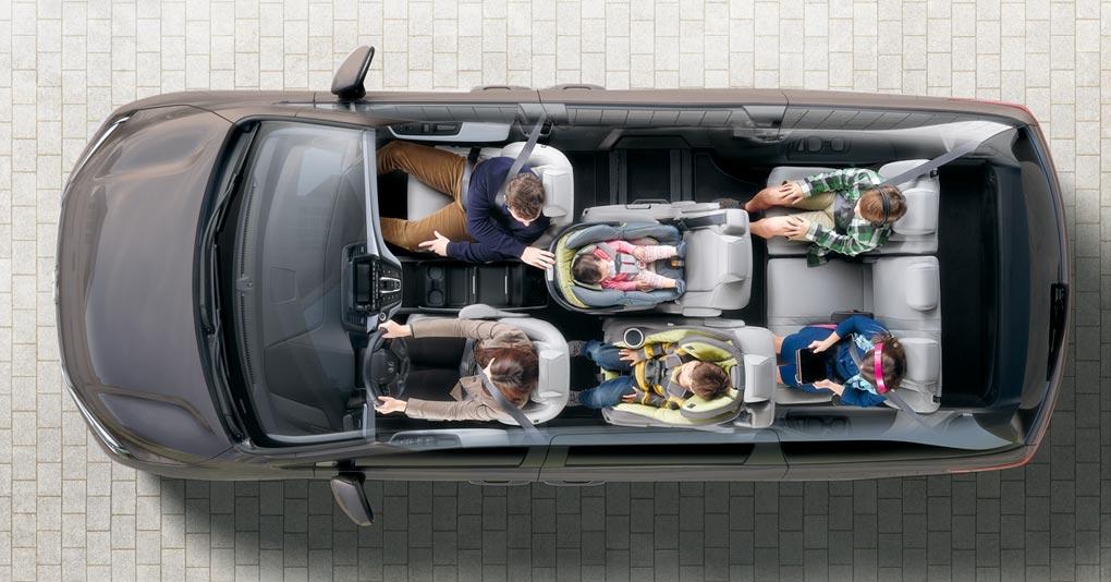 La Honda Odyssey 2020 precio en México cumple de forma contundente en el apartado de seguridad